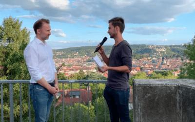 Team Tomorrow – Interview mit OB-Kandidat Sebastian Reutter