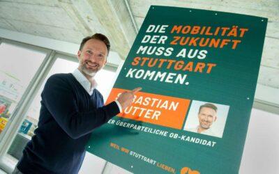 Stuttgarter Zeitung – Kandidat Reutter will schneller bauen lassen
