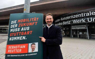 Stuttgarter Nachrichten – Kandidat Reutter setzt auf Aufbruchstimmung